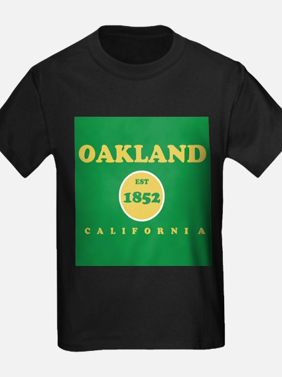 Oakland 1852 T