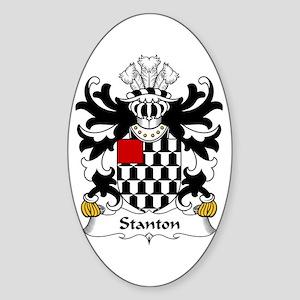 Stanton (or STAUNTON, Pembrokeshire) Sticker