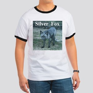 Silver Fox over 50 Ringer T