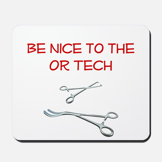OR Tech Mousepad