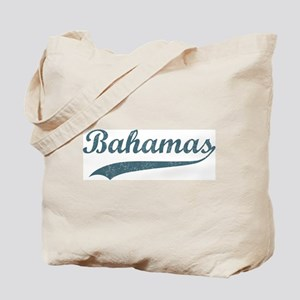 Vintage Bahamas Tote Bag
