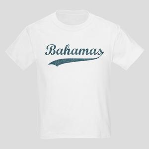 Vintage Bahamas Kids Light T-Shirt