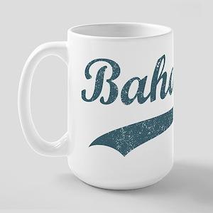 Vintage Bahamas Large Mug