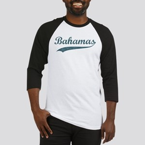 Vintage Bahamas Baseball Jersey