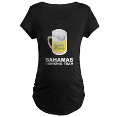 Bahamas Drinking Team T-Shirt