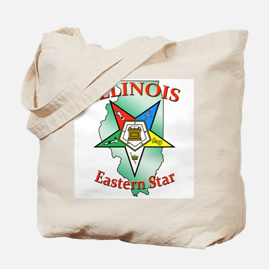 Illinois Eastern Star Tote Bag