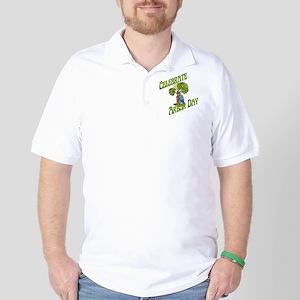 Celebrate Arbor Day Golf Shirt