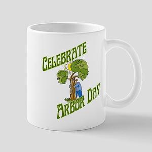 Celebrate Arbor Day Mug
