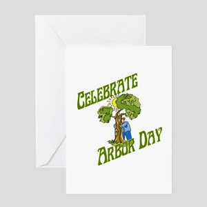 Celebrate Arbor Day Greeting Card