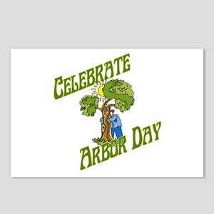 Celebrate Arbor Day Postcards (Package of 8)