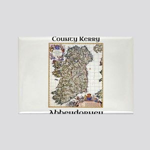 Abbeydorney Co Kerry Ireland Magnets