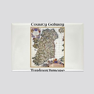 Turloughmore Co Galway Ireland Magnets