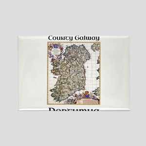 Portumna Co Galway Ireland Magnets