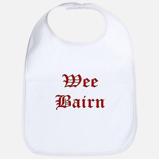 Wee Bairn Bib