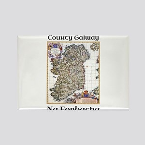 Na Forbacha Co Galway Ireland Magnets