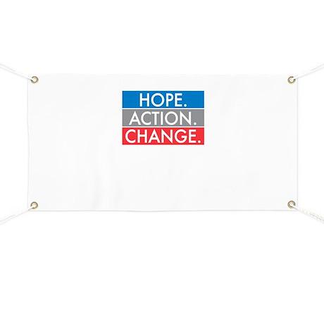 Obama Support US Election Banner