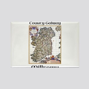 Milltown Co Galway Ireland Magnets