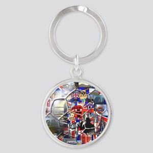 British Culture Keychains