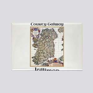 Killimor Co Galway Ireland Magnets