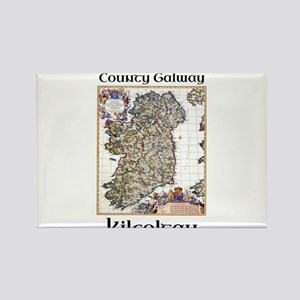 Kilcolgan Co Galway Ireland Magnets