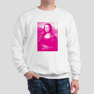 Mona Lisa 2 Tuesday Sweatshirt