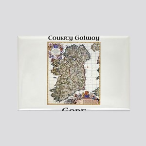 Gort Co Galway Ireland Magnets