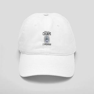 Property of A Chiari Zipperhead Cap