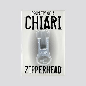 Property of A Chiari Zipperhead Rectangle Magnet