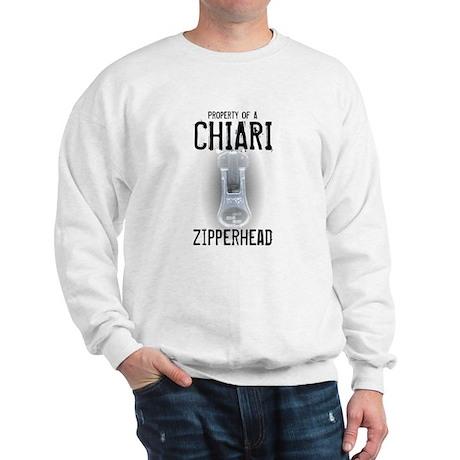 Property of A Chiari Zipperhead Sweatshirt