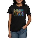 Hidden Bird Women's Dark T-Shirt