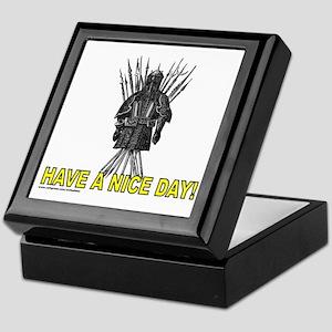 HAVE A NICE DAY Keepsake Box