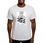 MMCA logo w/ Cuda Ash Grey T-Shirt