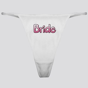 Pink Bride Classic Thong
