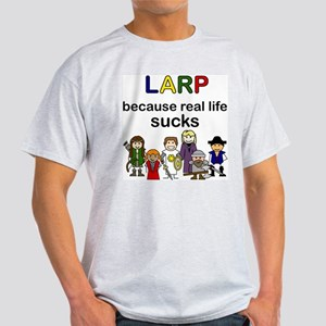 Women's Cap Sleeve - cartoon LARP T-Shirt