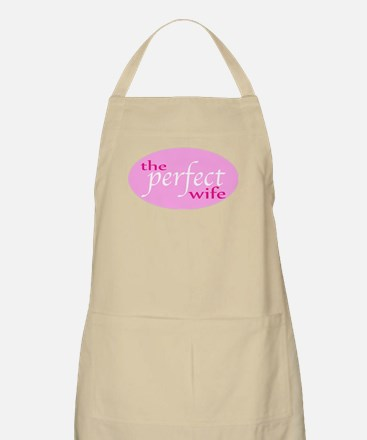 The Perfect Wife BBQ Apron