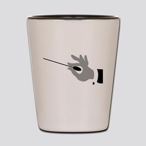Conductor gifts Shot Glass