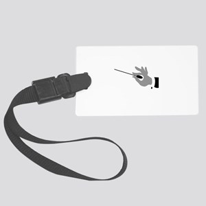 Conductor gifts Luggage Tag