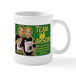 Team Larson Mug