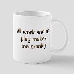 CW All Work Mug
