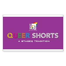 Queer Shorts Sticker