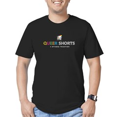 Queer Shorts Men's Fitted T-Shirt