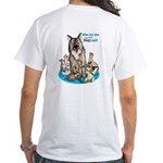 Dogs Out Back Men's Classic T-Shirts