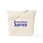 Student Loan Justice Tote Bag