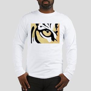 Tiger Eye Long Sleeve T-Shirt
