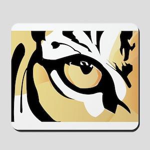 Tiger Eye Mousepad