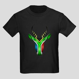 Springbok Flag 2 T-Shirt