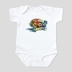 Tribal BMX Infant Bodysuit