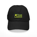 Team Larson Black Cap