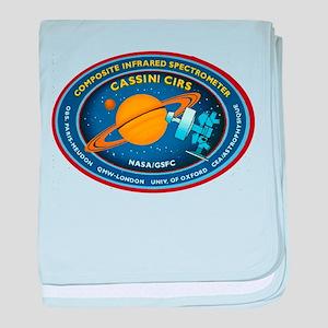 CIRS Logo baby blanket