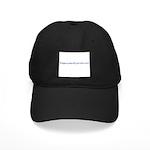 EdgewaterParrots.com Black Baseball Cap